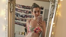 Actress Posts 'Bikini Body' Selfie to Feel a 'Tad Less Queasy'