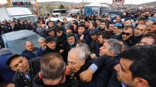 Turkish police hold ruling party member, five others after opposition chief attack