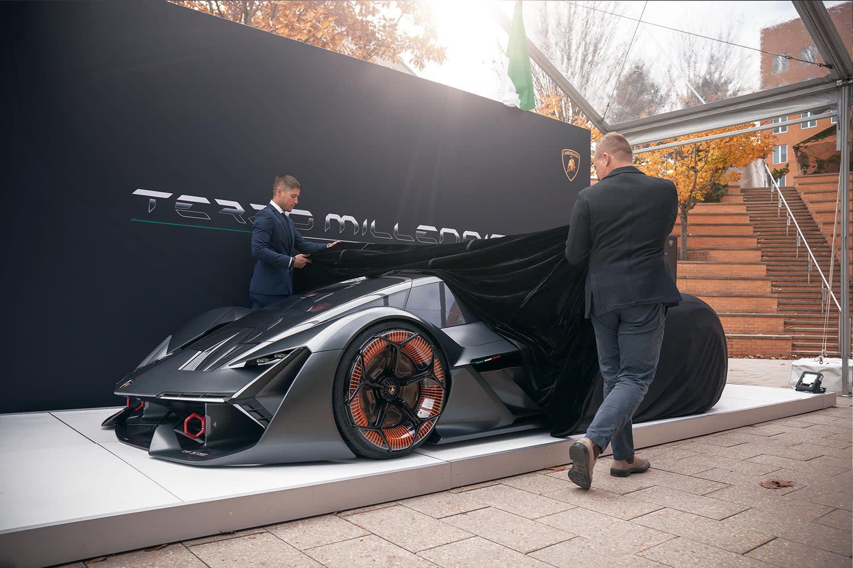 Lamborghini Believes Kids Born In 2018 Will Still Have Supercar