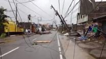 Typhoon Haiyan Wreaks Havoc in Roxas City