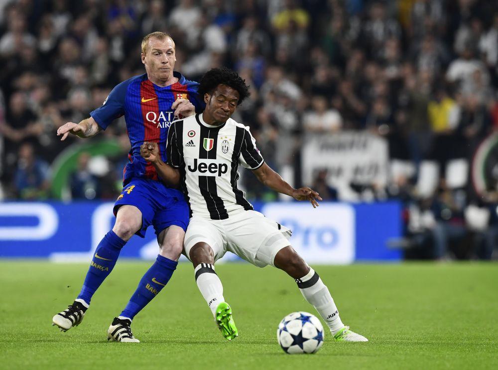 Liga: Jérémy Mathieu rejouera-t-il un jour avec le Barça?