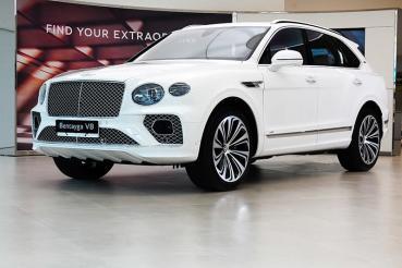 1080萬起,層峰LSUV新篇章The New Bentley Bentayga上市!