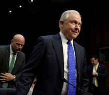 Jeff Sessions Once Again Dodges Questions About Trump's Firing Of Former FBI Director