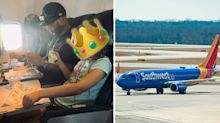 'There is good in this world': Couple's kind act for little girl travelling by herself