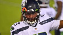 With Extension Talks Tabled, Seahawks DE Carlos Dunlap's Future Remains Uncertain