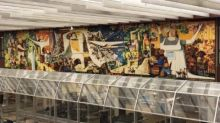 Gander airport art significant piece of provincial, national history, says curator