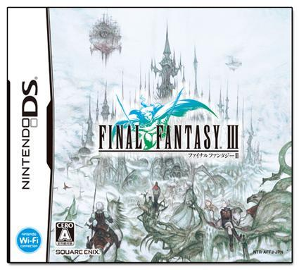 Final Fantasy III battle footage takes to the sea