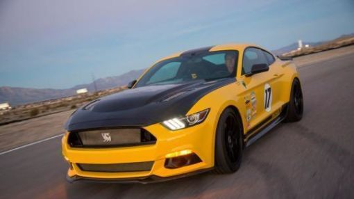 The 750-horsepower 2016 Shelby Terlingua Mustang: First Look