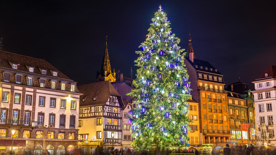 A Christmas markets cruise with my friend of 50 years