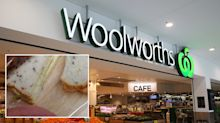 Woolworths shopper unimpressed by 'laughable' sandwich