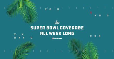 It's Super Bowl Week on NFL Network!
