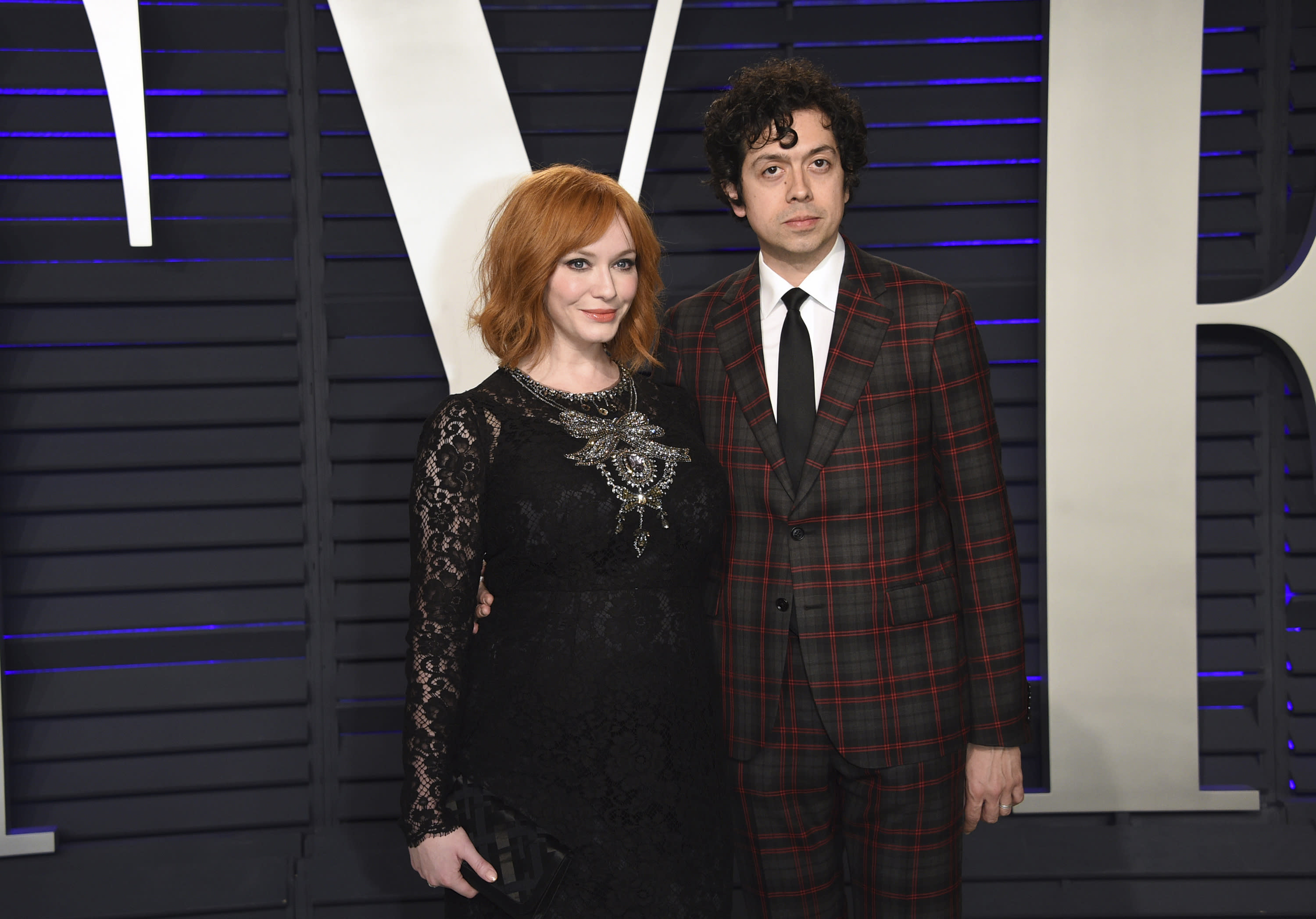 Christina Hendricks files for divorce following 8-month separation