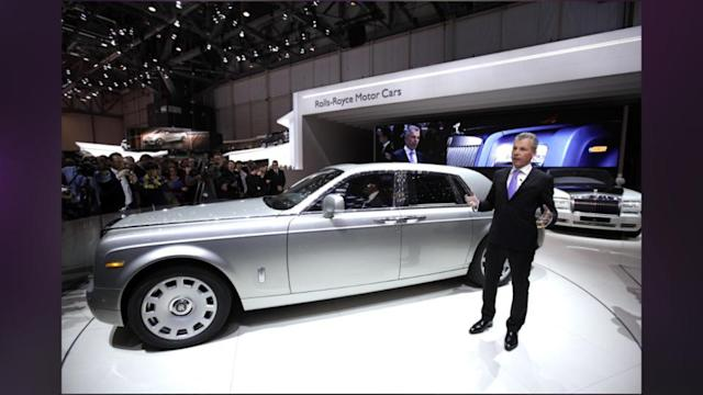 Rolls-Royce Mulls Building Its First SUV