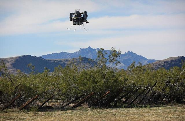 NASA explains how cell networks can restrict drone flights