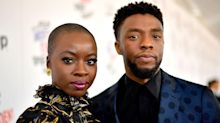 "Danai Gurira Shared a Moving Tribute to ""King"" Chadwick Boseman"
