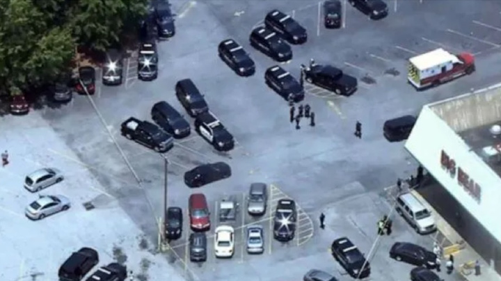 Sheriff: 1 dead, 2 injured in mask dispute at Ga. store