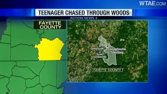 Teen stands up for woman being attacked at Yough River