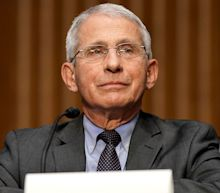 'You don't have to wear it': Fauci on masks for vaccinated people outside