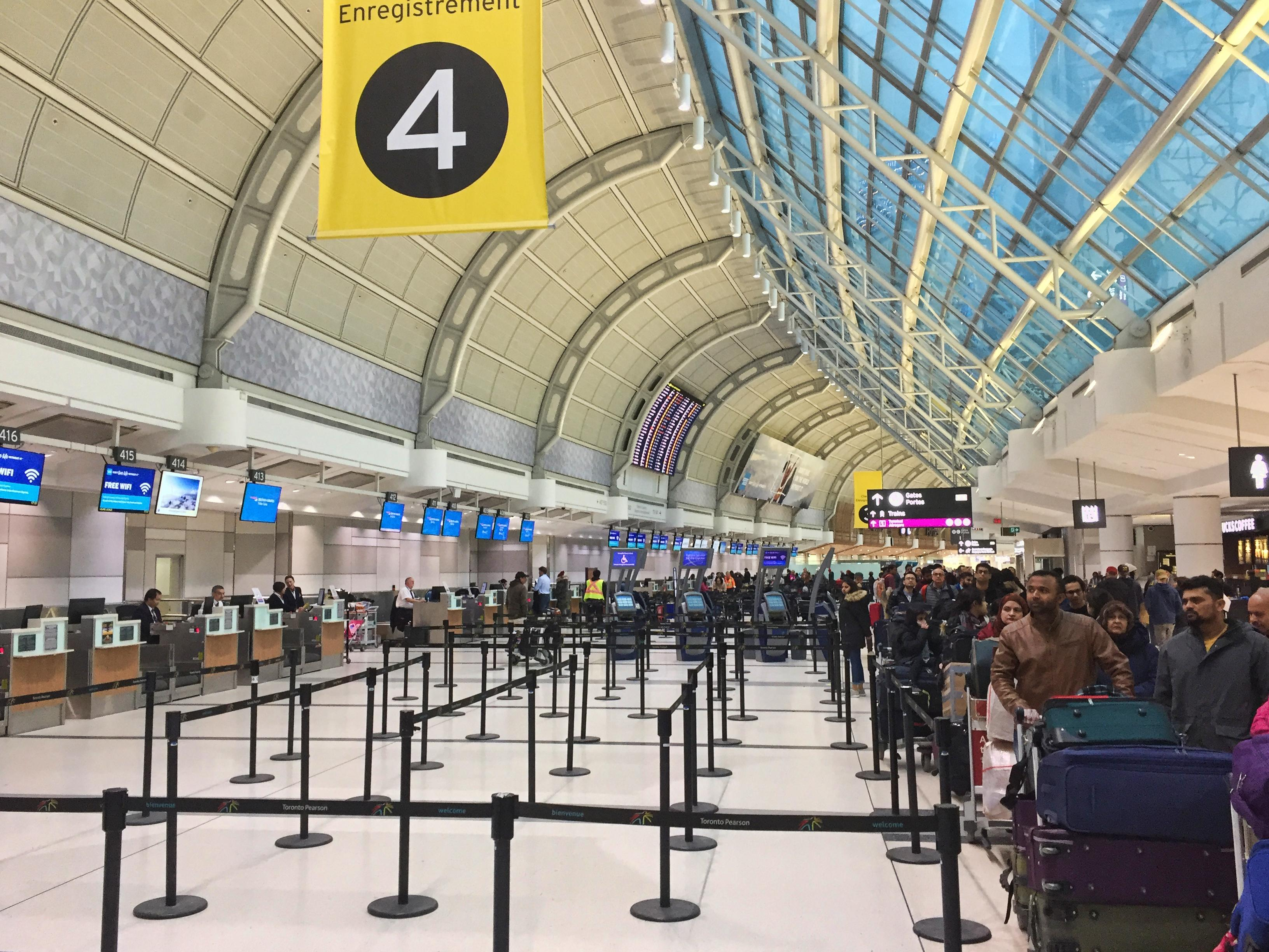 Transport Canada to limit international arrivals to specific airports