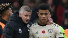Man United warn Greenwood about behavior