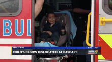 Mom says pre-school teacher dislocated her son's elbow