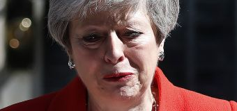 Theresa May resigns as U.K. prime minister