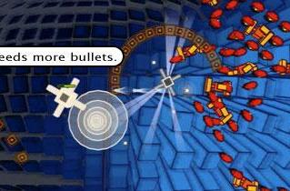 Today's multi-directional videos: Everyday Shooter & Mutant Storm Empire