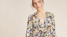 Fall-ready clothes you can buy right now on sale at Anthropologie
