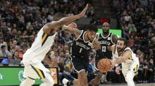 D'Angelo Russell's injury leaves hole at point guard for Brooklyn Nets