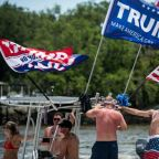 Beaches and parks packed on Memorial Day as Trump demands reopening despite coronavirus cases soaring in 18 states