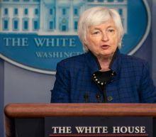 Dow Jones Falls As Yellen Touts Higher Taxes, Unions; Walmart Surges On Earnings