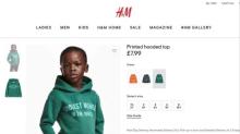 Las víctimas (inocentes) de la polémica racista de H&M: los propios padres del niño