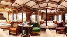 The Orient Express introduces new suites inspired by the world's most romantic cities