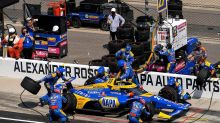 Edwards 'respectfully disagrees' with Rossi's Indy 500 penalty