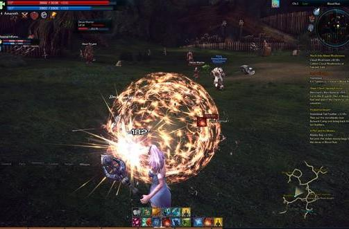 TERA play diary takes you to the Oblivion Woods