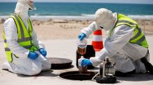 Surveillance scheme hunts for COVID traces in Israel's sewers