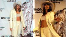 ¿Qué se pusieron las famosas en sus primeros VMAs?