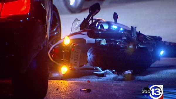 Motorcyclist killed in collision with valet driver