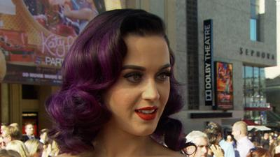 Katy Perry's 'Part Of Me' Hollywood Premiere