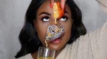 Cakefacerj, la make-up artist che trasforma il proprio viso