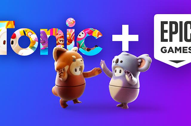 Epic Games has bought 'Fall Guys' studio Mediatonic