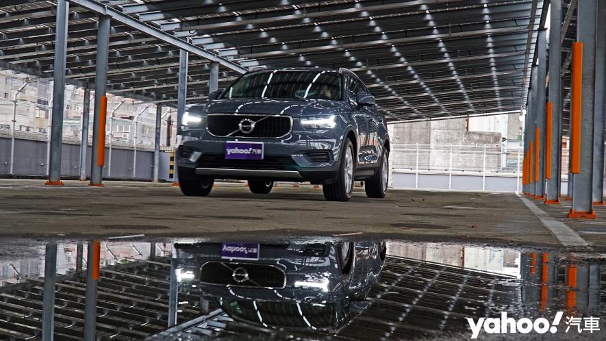 為入門重新定義!2021 Volvo XC40 T3 Momentum城中試駕 - 9