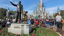 Disney's parks are the 'Rock of Gibraltar' for the brand