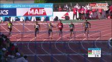 Athlétisme - Championnats de France : Belocian en verve sur le 110 m haies