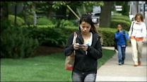 Dangers of Distraction: Texting and Walking