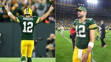NFL fans lose it over 'miraculous' Aaron Rodgers masterclass