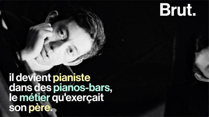 On vous raconte l'histoire de Serge Gainsbourg