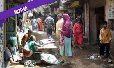 病毒攻陷亞洲最大貧民窟 印度緊張