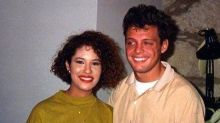 Selena y Luis Miguel juntos en una foto
