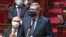 Rescapé du Covid, le député Les Républicains Jean-Luc Reitzer de retour à l'Assemblée nationale